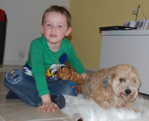 Leo mit Boncuk