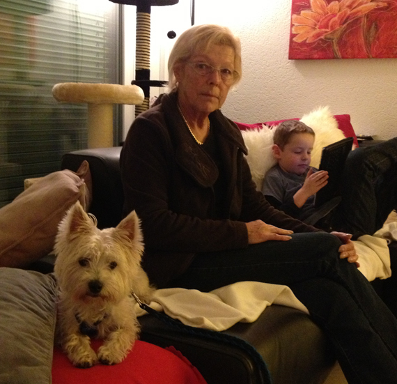 Timo, Ma und Leo