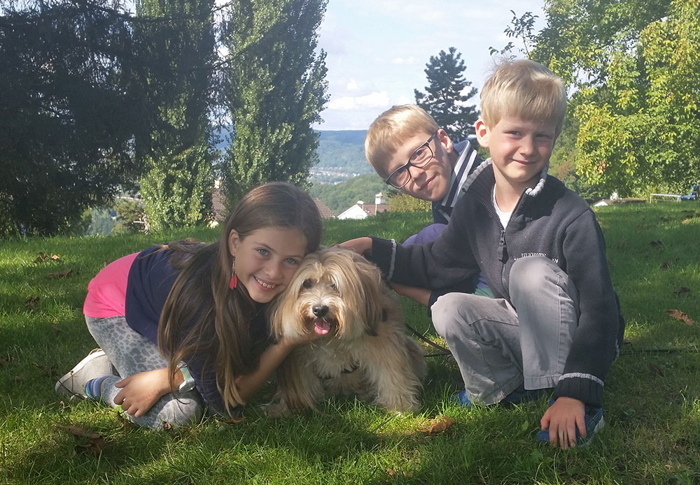 Bonsch & Nachbars-Kids