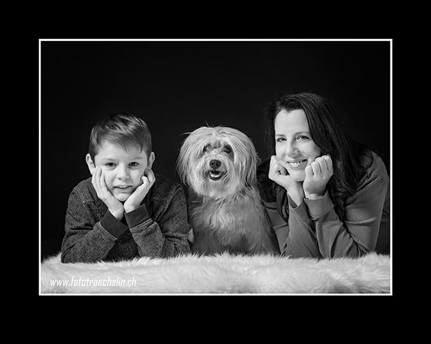 Leo, Bonsch & ich